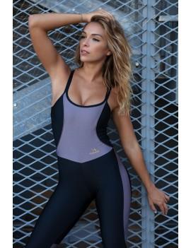Jumpsuit sportswear Curvas Latina - Capri Trilobal