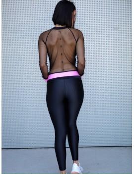 Leggings Adriana - Noir