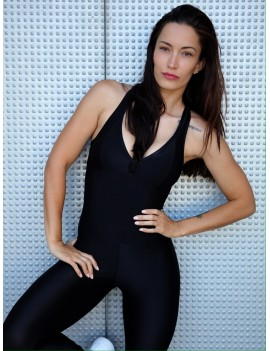 Jumpsuit Diva - Black
