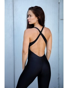 Jumpsuit Diva - Black