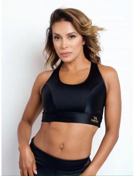 Sport Bra Lisa - Black