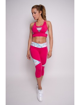 Sports Bra Curvas Latina Sportswear - Bianca Supplex
