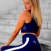 Accomplissez tous vos objectifs avec ce legging au design épuré et sophistiqué 🦋🦋💙  #curvaslatinasportswear #curvaslatinabrand #fitness #fitnessgirl #fitnesswoman #fitspogirl #fitspo #fitwoman #curvaslatina #fitnessfirstme #fitnessgym #fitwomen #fitnesslifestyles #geneve #suisse #switzerland #workoutfit #fitnesswomens #gymwoman #fitpilates #bodyfitnessgym #fitmomgoals #fitmomstrongmom #fitnesslove #womengym #fitnessoutfit @curvaslatina