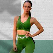 Revenez à l'essentiel avec la brassière Sandra, à la fois confortable, légère et respirante, elle vous offre une sensation de liberté ultime pendant vos séances de sport !  Soyez prête à passer à l'action !  #curvaslatinasportswear #curvaslatinabrand #cambiaelpaso #fitinspiration #fitwomen #fitnessgirl #fityogagirl #fityoga #fitnessmode #fitnesswomens #pilateslovers #yogapractice #curvaslatina #girlfitness @curvaslatina